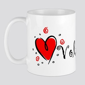 """I Love You"" [Bosnian] Mug"